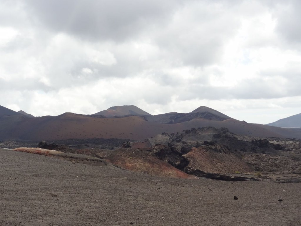 Parque National TImanfaya